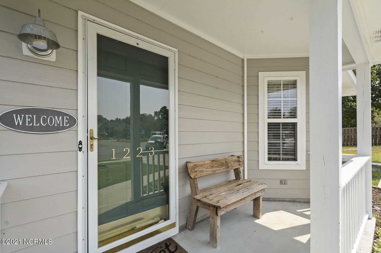 Photo of 1223 Lacewood Court, Wilmington, NC 28409 (MLS # 100290867)