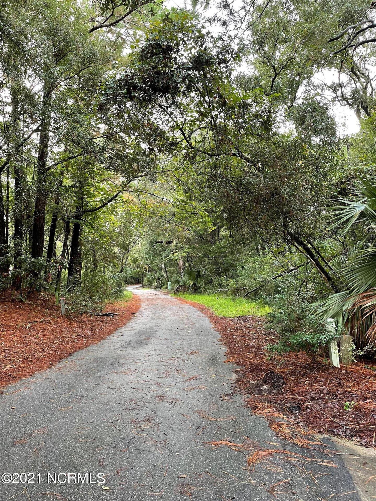 Photo of 19 Ft. Holmes Trail, Bald Head Island, NC 28461 (MLS # 100291867)