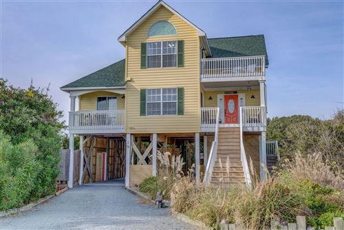 Photo of 19 Porpoise Place, North Topsail Beach, NC 28460 (MLS # 100194868)