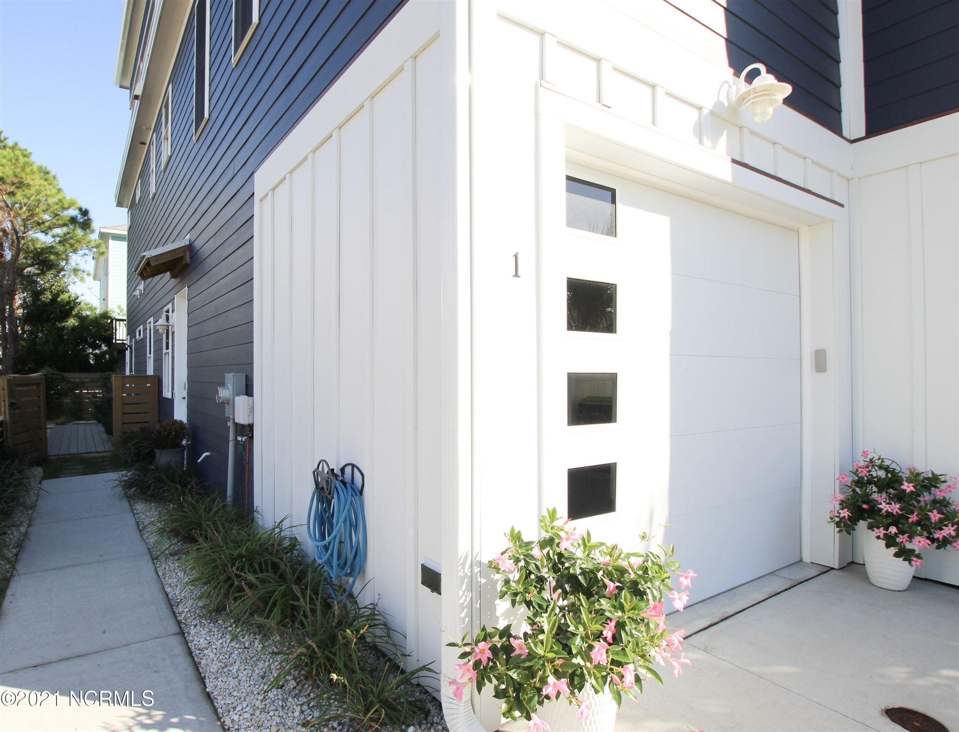 Photo of 1209 Snapper Lane #1, Carolina Beach, NC 28428 (MLS # 100295869)