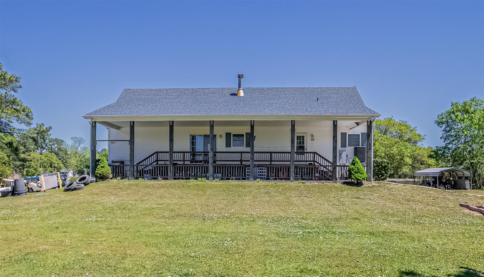 312 Martin Creek Drive, Beaufort, NC 28516 - #: 100267871
