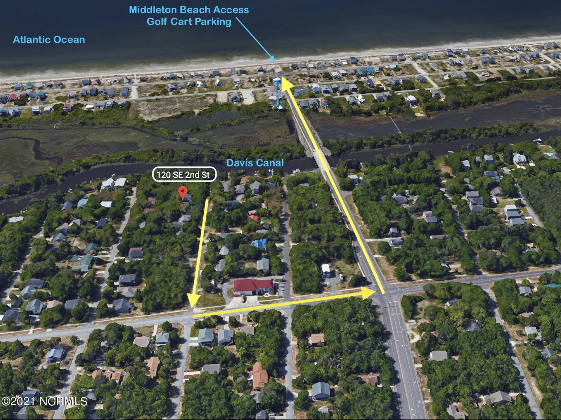 Photo of 120 SE 2nd Street, Oak Island, NC 28465 (MLS # 100289873)