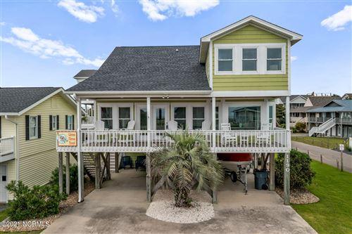 Photo of 1190 Ocean Boulevard W, Holden Beach, NC 28462 (MLS # 100281874)