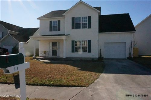 Photo of 119 Durbin Lane, Jacksonville, NC 28546 (MLS # 100249875)