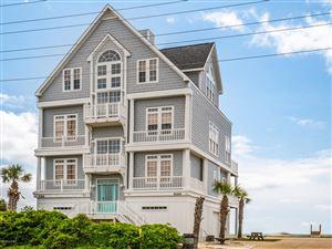 Photo of 4166 Island Drive, North Topsail Beach, NC 28460 (MLS # 100164876)