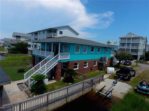 Photo of 707 & 705 Canal Drive, Carolina Beach, NC 28428 (MLS # 100230877)