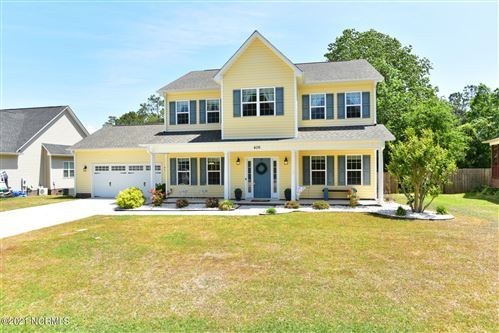 Photo of 406 Tasha Terrace Court, Swansboro, NC 28584 (MLS # 100269877)