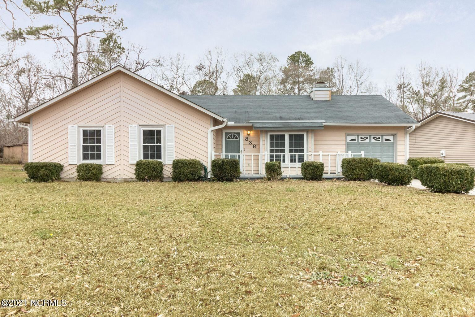 Photo of 836 Mill River Road, Jacksonville, NC 28540 (MLS # 100290877)