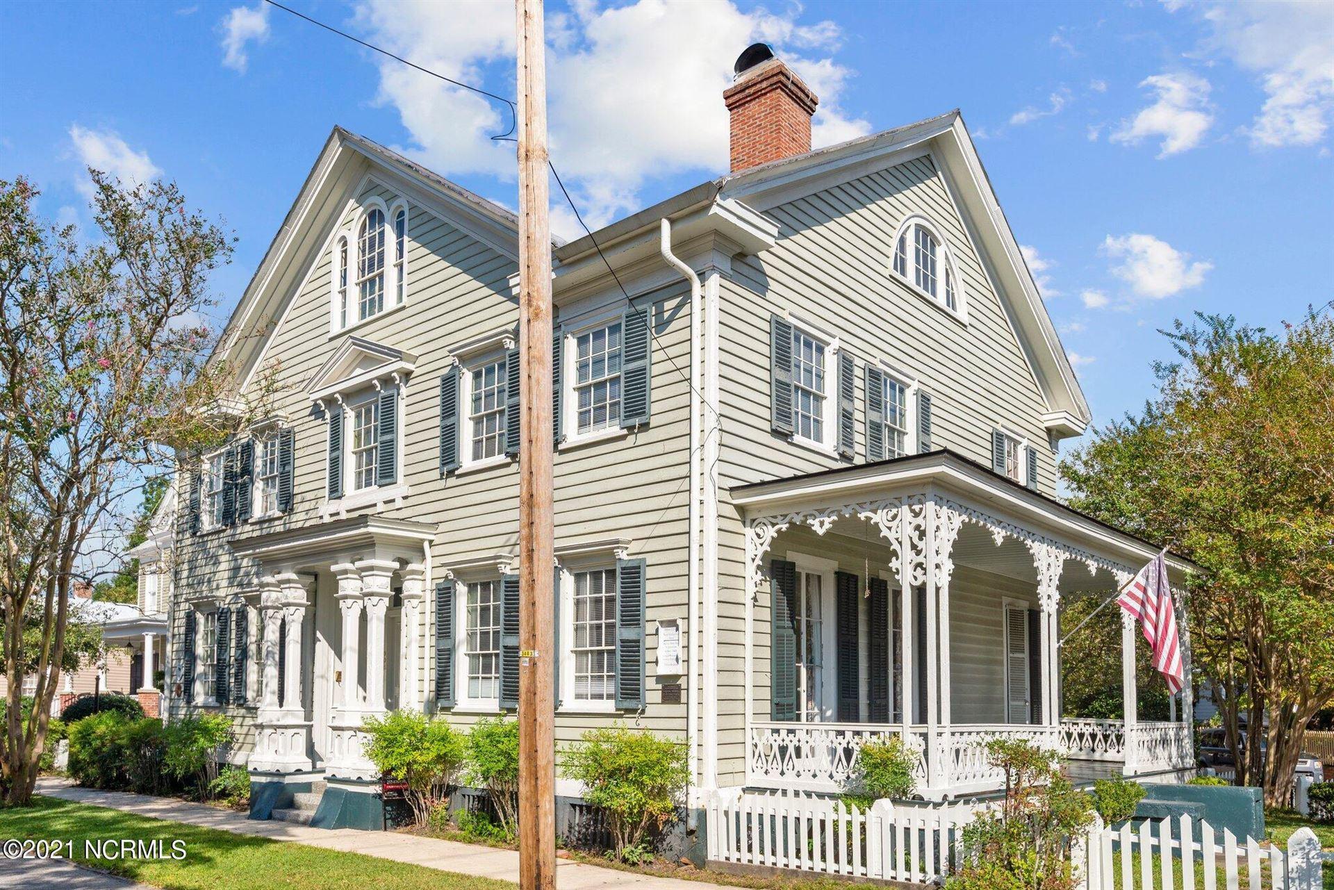 Photo of 506 Craven Street, New Bern, NC 28560 (MLS # 100273880)