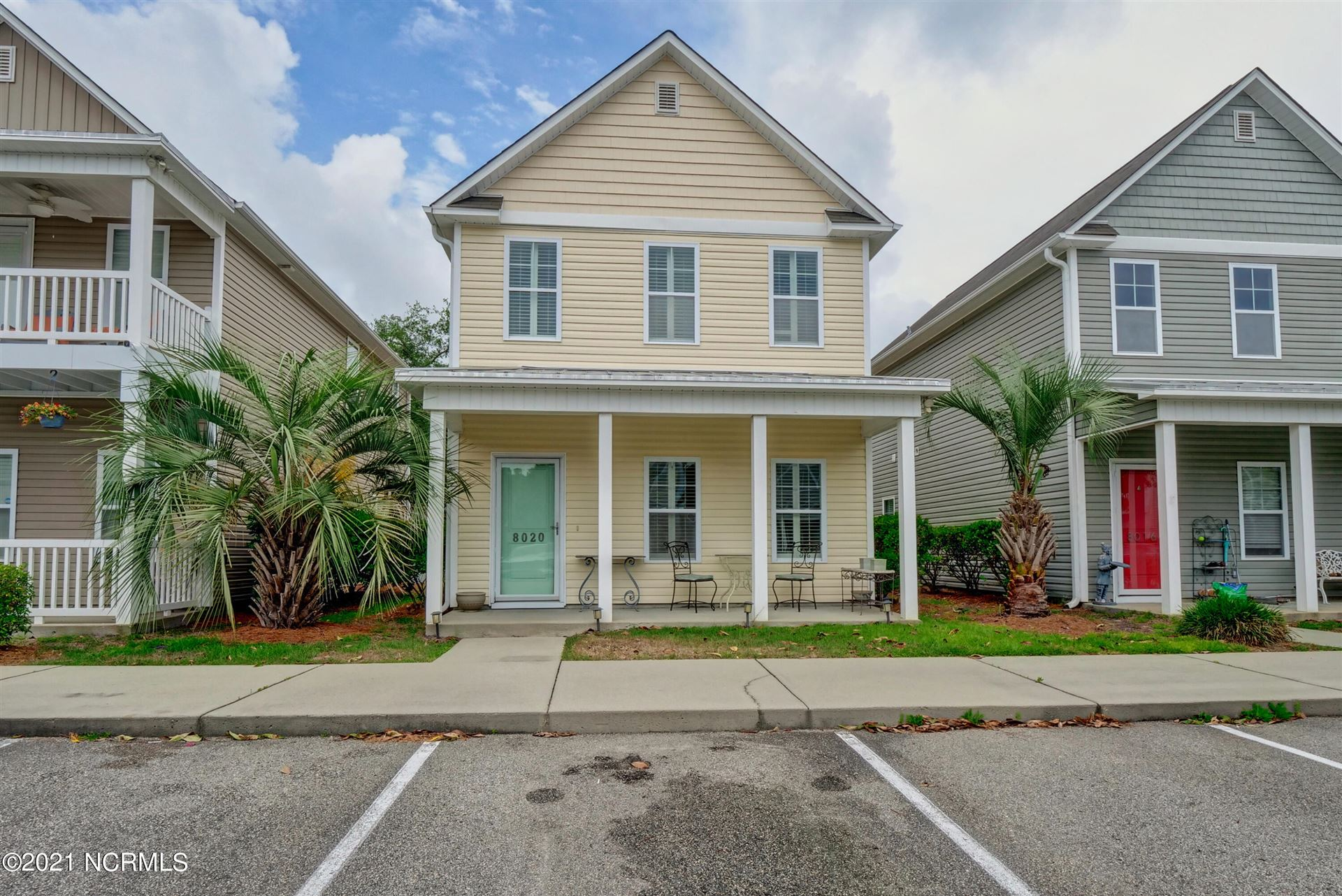 Photo for 8020 Sweetgrass Court, Wilmington, NC 28412 (MLS # 100274881)