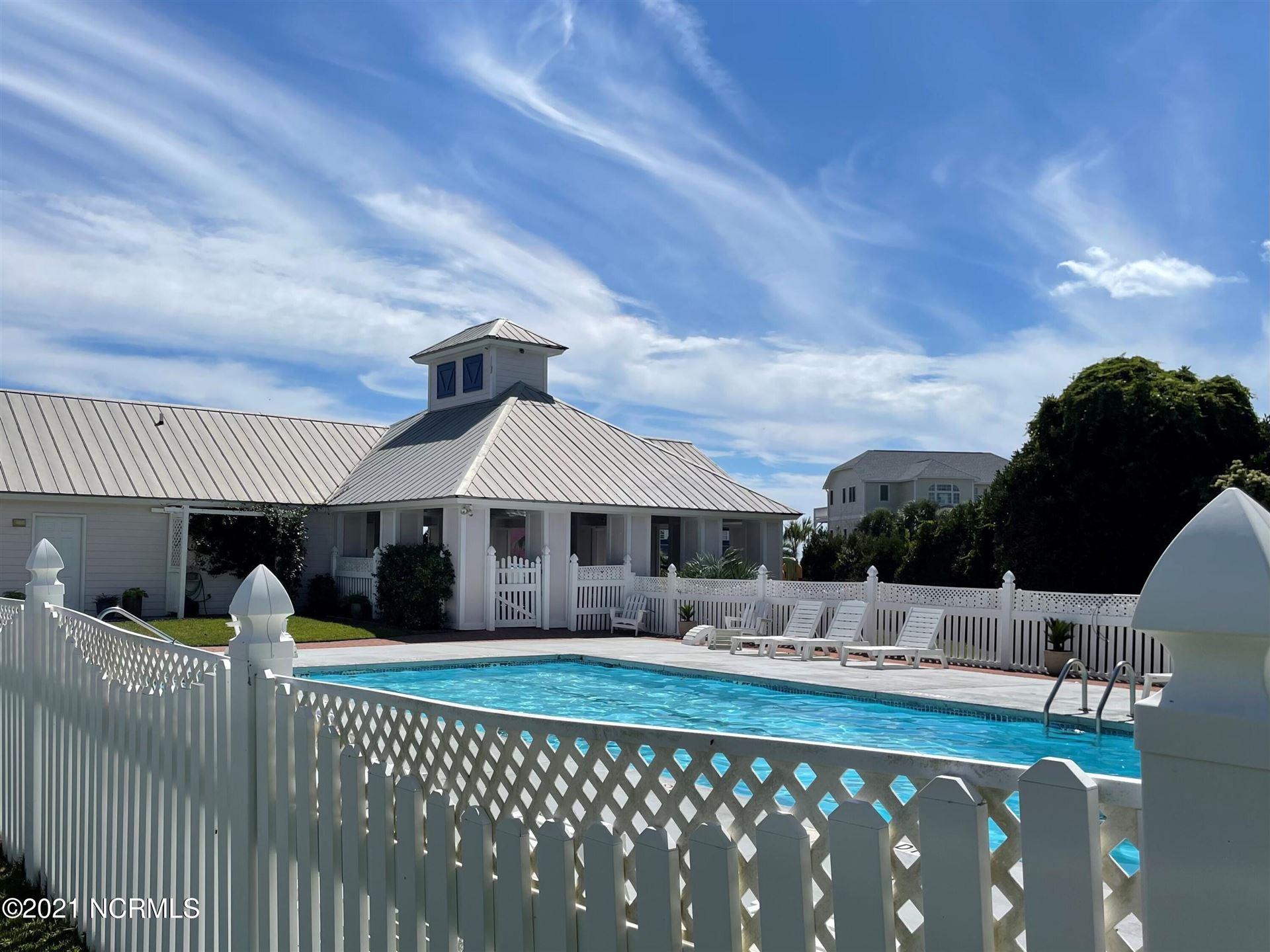 Photo of 9911 Chrissie Wright Court #East, Emerald Isle, NC 28594 (MLS # 100283881)