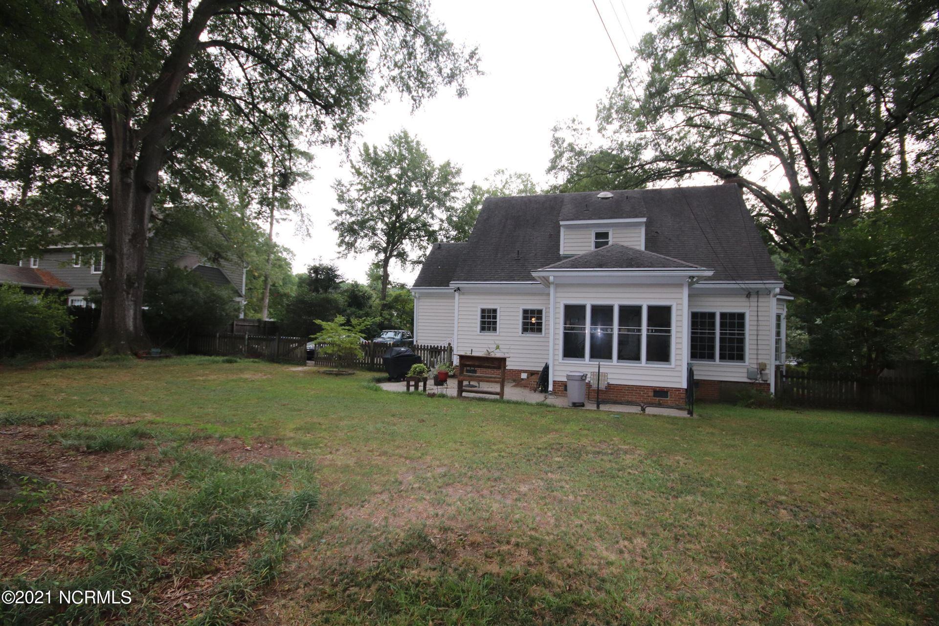Photo of 616 Trinity Drive W, Wilson, NC 27893 (MLS # 100289883)
