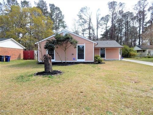 Photo of 606 Brynn Marr Road, Jacksonville, NC 28546 (MLS # 100236885)