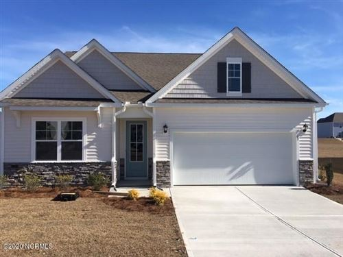 Photo of 63 Colonial Heights Drive #Lot 28, Hampstead, NC 28443 (MLS # 100206886)