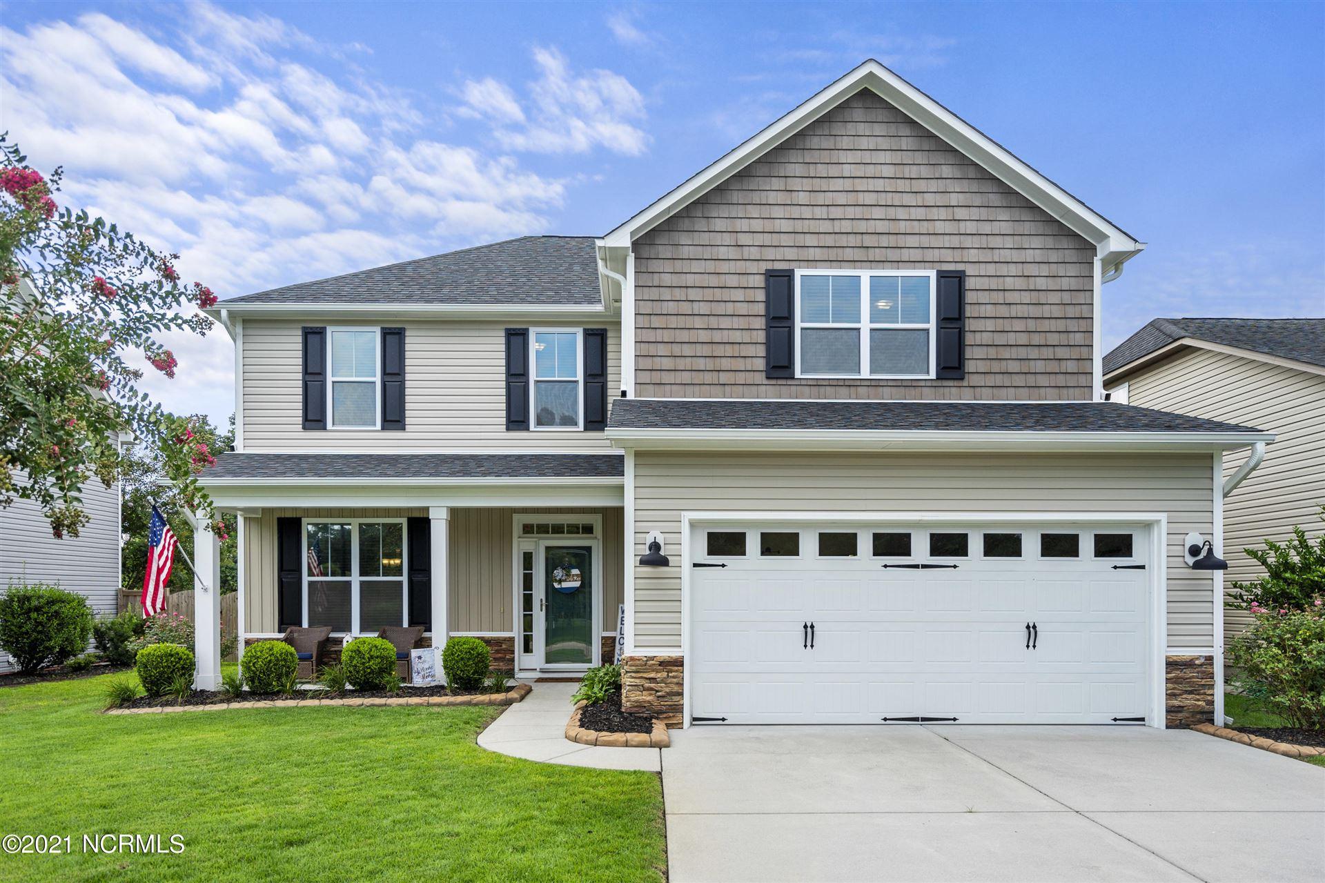 Photo for 8546 Jadewood Drive, Wilmington, NC 28411 (MLS # 100284886)