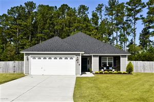 Photo of 205 Ivy Glen Lane, Jacksonville, NC 28546 (MLS # 100185887)