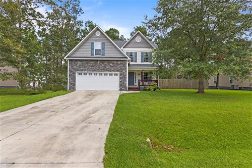 Photo of 312 Sugarberry Court, Jacksonville, NC 28540 (MLS # 100232887)