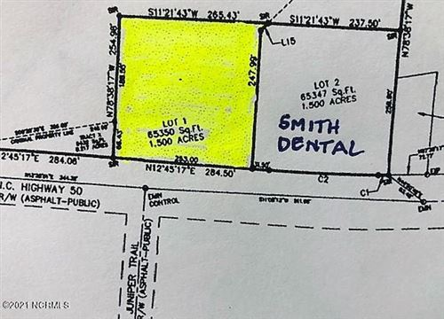 Tiny photo for Lot 1 Nc Hwy 50, Surf City, NC 28445 (MLS # 100286887)
