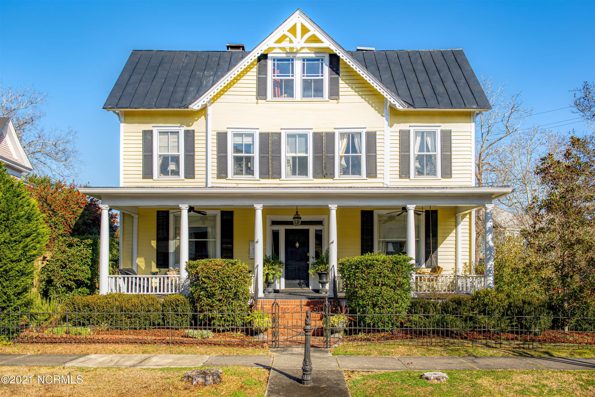 304 Johnson Street, New Bern, NC 28560 - #: 100252887