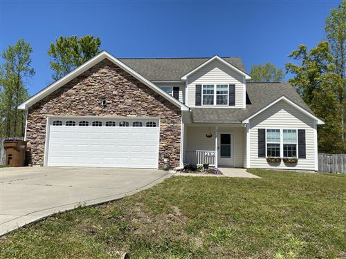 Photo of 252 Blue Creek Farms Drive, Jacksonville, NC 28540 (MLS # 100212888)