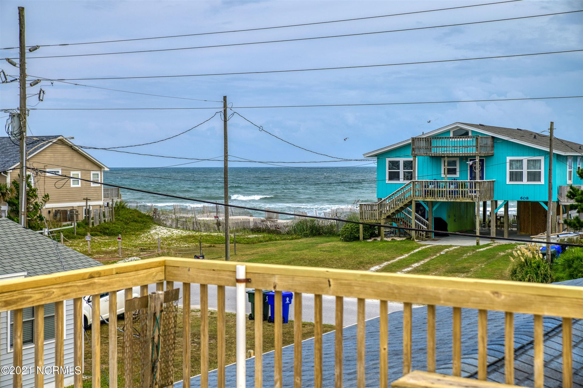 Photo of 605 N Shore Drive, Surf City, NC 28445 (MLS # 100291888)