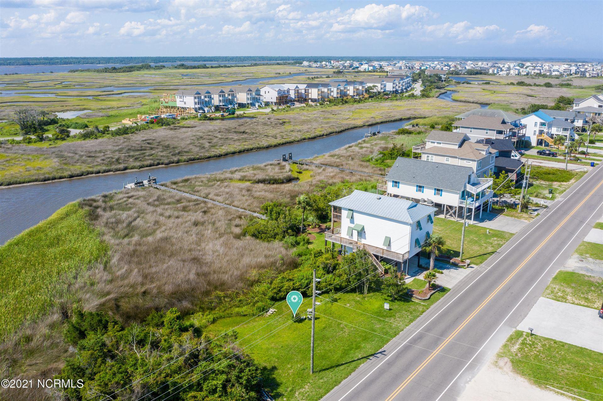Photo of Lots 24a/B N New River Drive, Surf City, NC 28445 (MLS # 100283890)