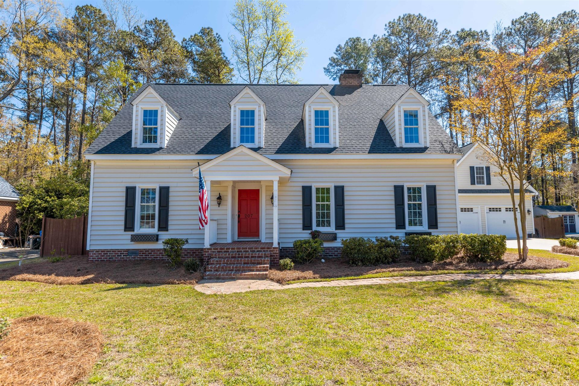 207 Kenilworth Road, Greenville, NC 27858 - #: 100264891