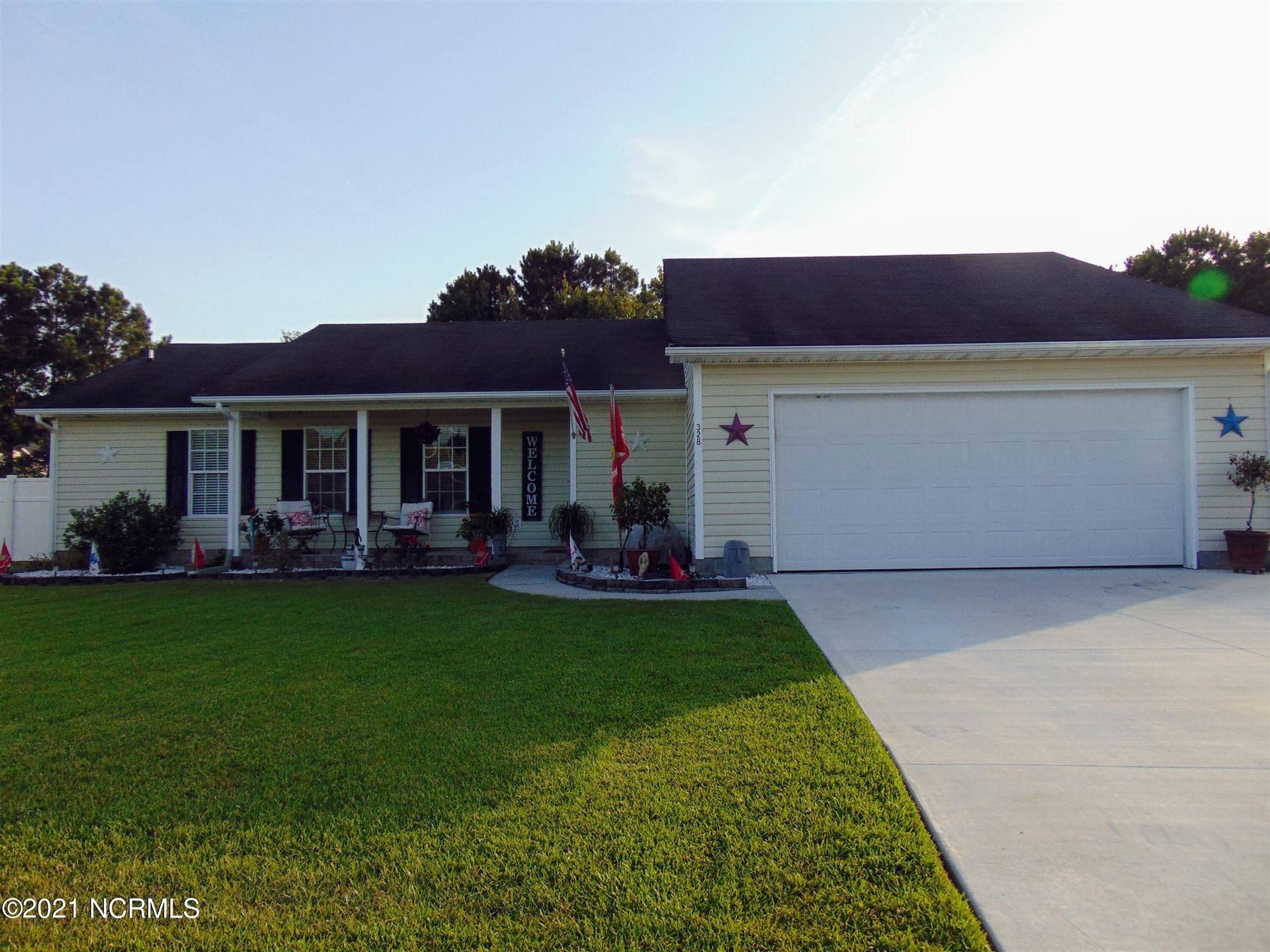 Photo of 328 Commons Drive S, Jacksonville, NC 28546 (MLS # 100288891)