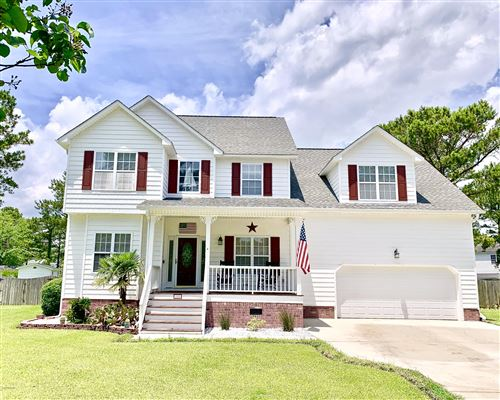 Photo of 105 Plover Cirlce Circle, Sneads Ferry, NC 28460 (MLS # 100218892)