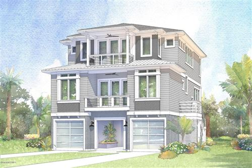 Photo of 411 Marina Street, Carolina Beach, NC 28428 (MLS # 100258893)