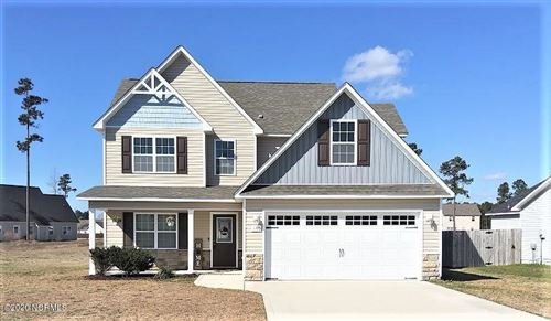 Photo of 109 Prospect Drive, Richlands, NC 28574 (MLS # 100203894)
