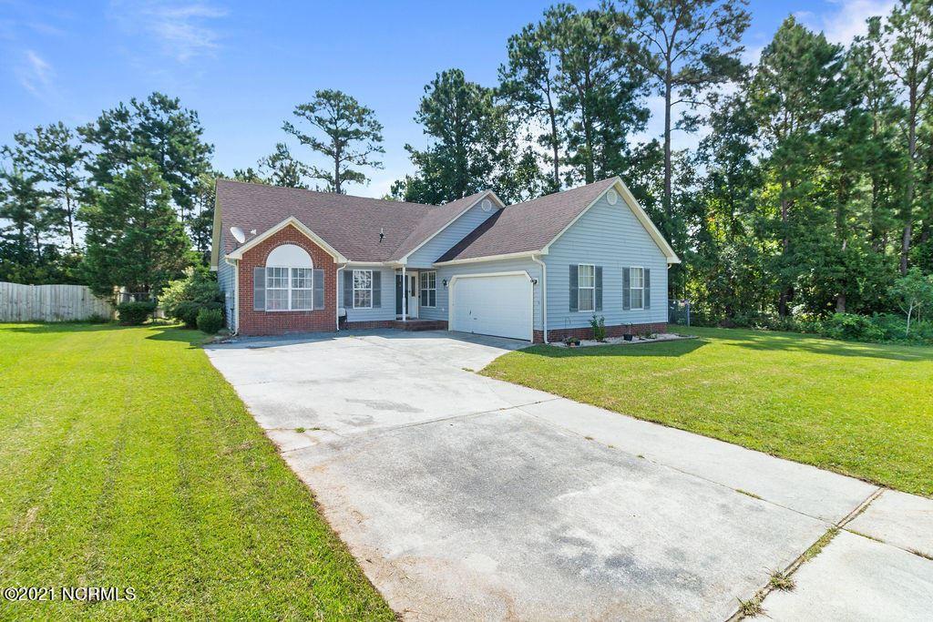 Photo of 100 Carolina Pines Drive, Jacksonville, NC 28546 (MLS # 100285894)