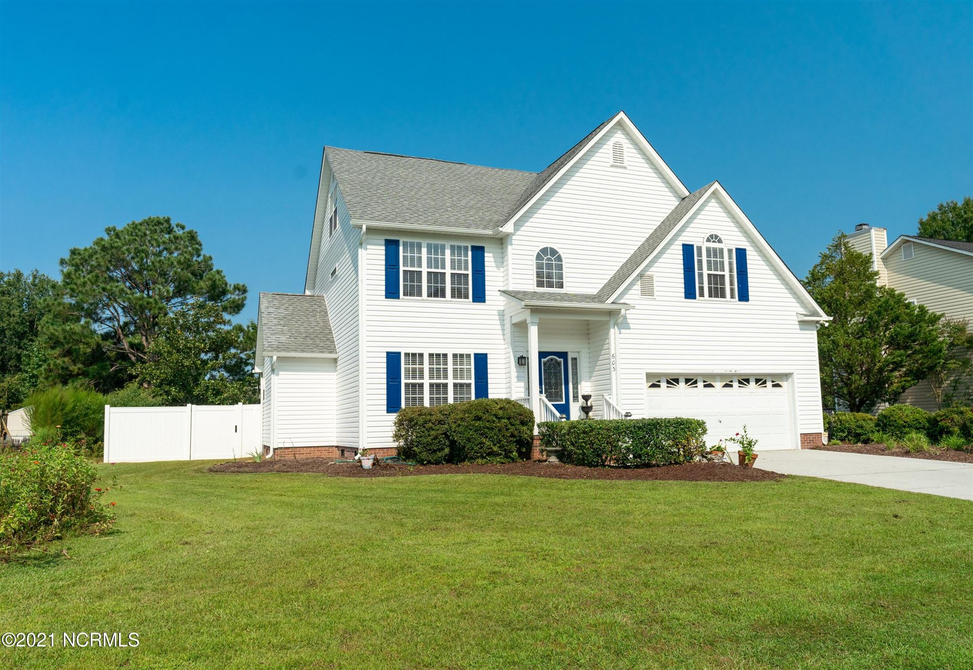 Photo of 603 Chowning Place, Wilmington, NC 28409 (MLS # 100290894)