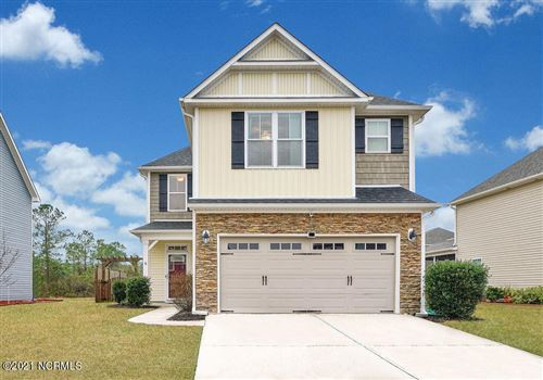 Photo of 3033 Ramble Drive NE, Leland, NC 28451 (MLS # 100256895)