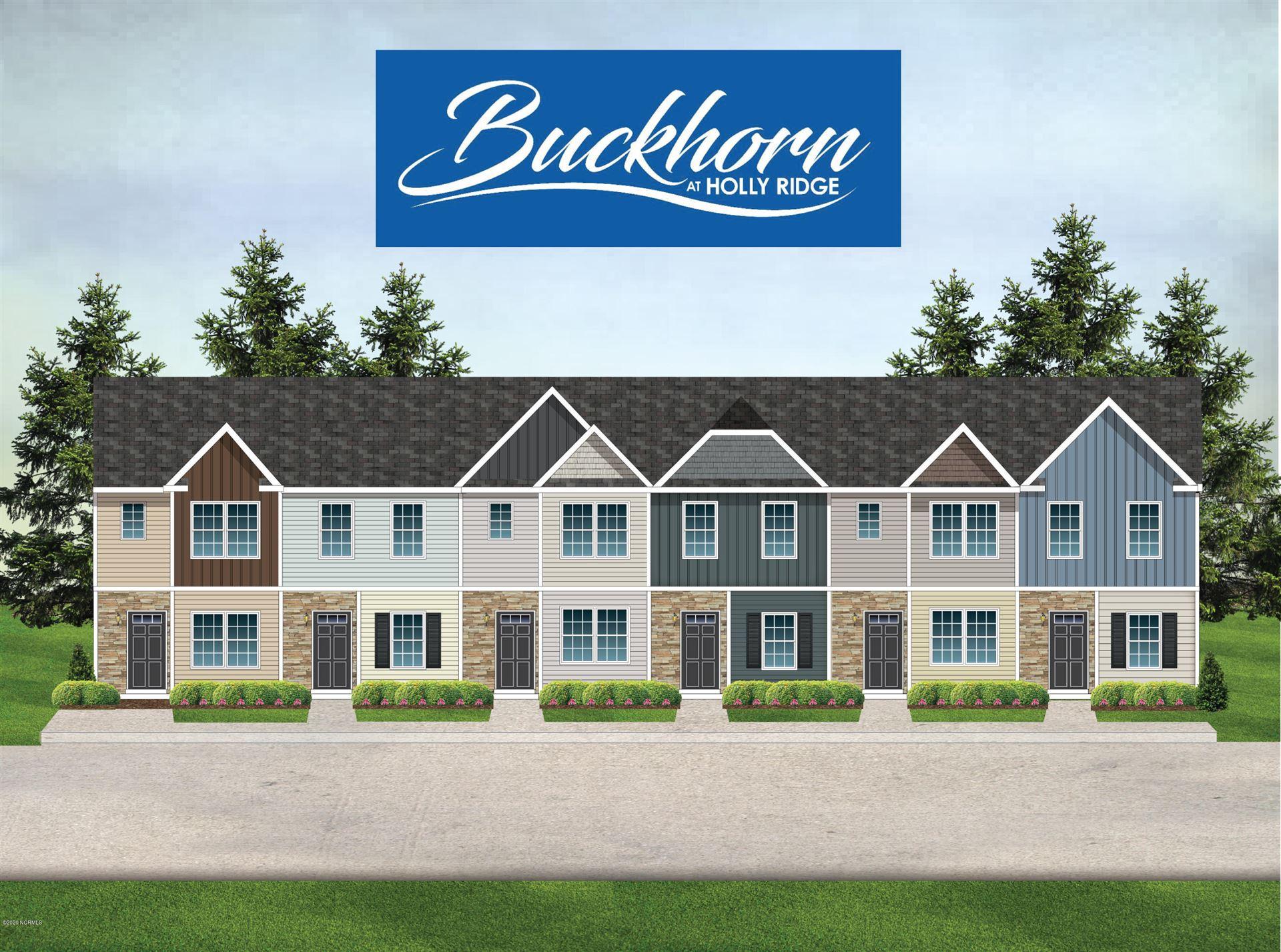 Photo for 132 Buckhorn Avenue, Holly Ridge, NC 28445 (MLS # 100224895)
