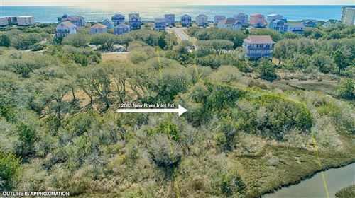 Photo of 2063 New River Inlet Road, North Topsail Beach, NC 28460 (MLS # 100219896)