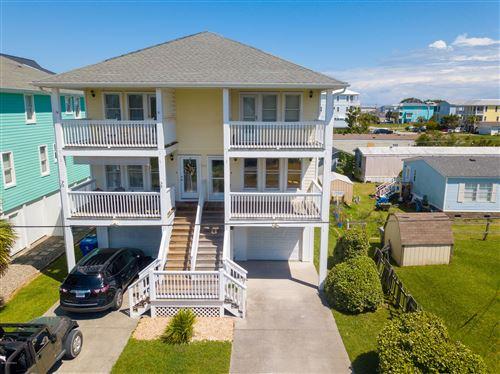 Photo of 1617 Mackerel Lane #B, Carolina Beach, NC 28428 (MLS # 100231896)