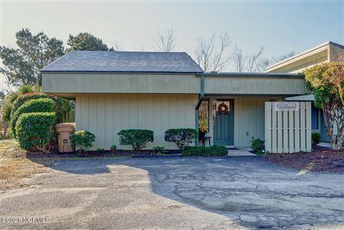 Photo of 101 N Belvedere Drive #1, Hampstead, NC 28443 (MLS # 100251896)