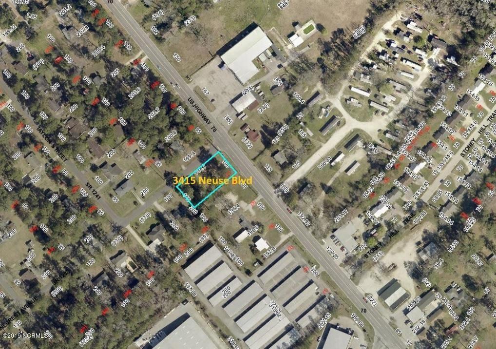 Photo of 3415 Neuse Boulevard, New Bern, NC 28560 (MLS # 100159896)