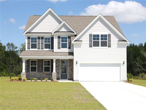 Photo of 78 Colonial Heights Drive #Lot 72, Hampstead, NC 28443 (MLS # 100206897)
