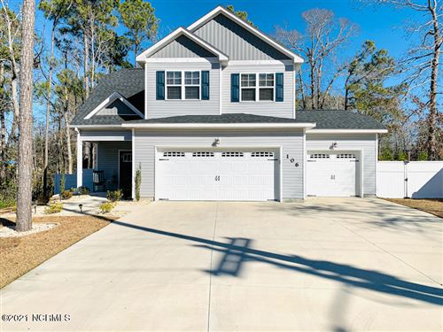 Photo of 106 Welcome Way, Sneads Ferry, NC 28460 (MLS # 100252897)