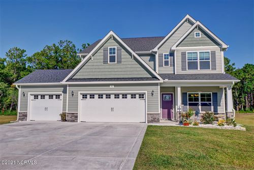 Photo of 511 Saratoga Road, Sneads Ferry, NC 28460 (MLS # 100295898)