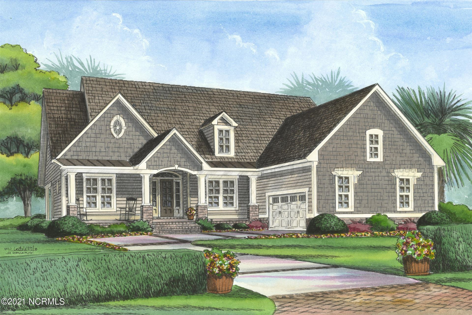 Photo for 2626 W Timber Crest Drive NE, Leland, NC 28451 (MLS # 100257899)