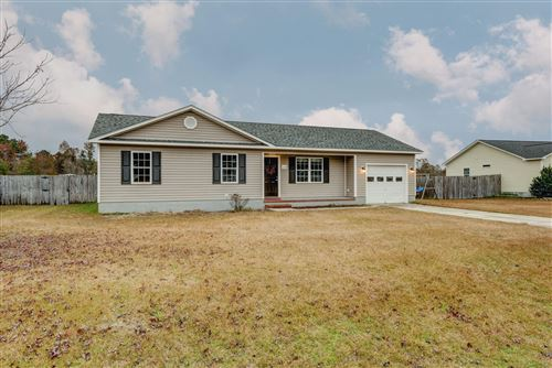 Photo of 103 Lois Court, Richlands, NC 28574 (MLS # 100193900)