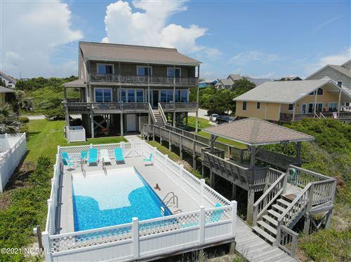 Photo of 6715 Ocean Drive, Emerald Isle, NC 28594 (MLS # 100255901)