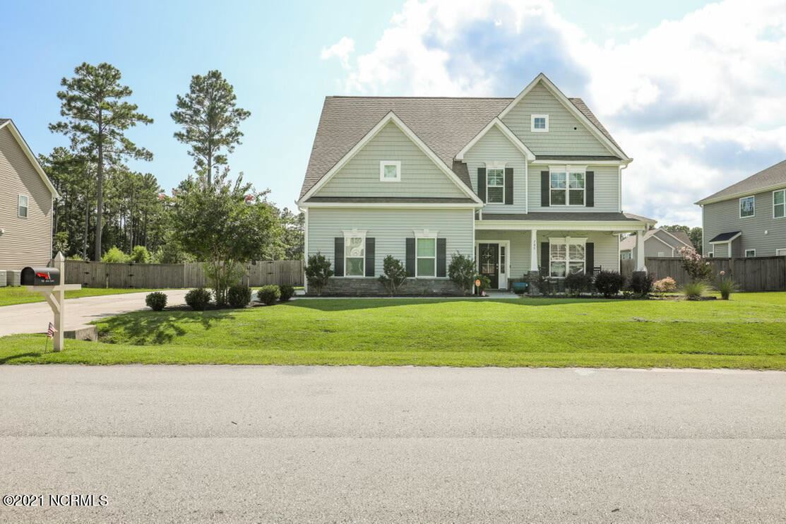 Photo of 705 Aria Lane, Hubert, NC 28539 (MLS # 100291901)
