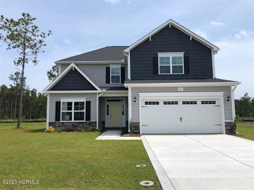 Photo of 617 High Tide Drive, Sneads Ferry, NC 28460 (MLS # 100207902)