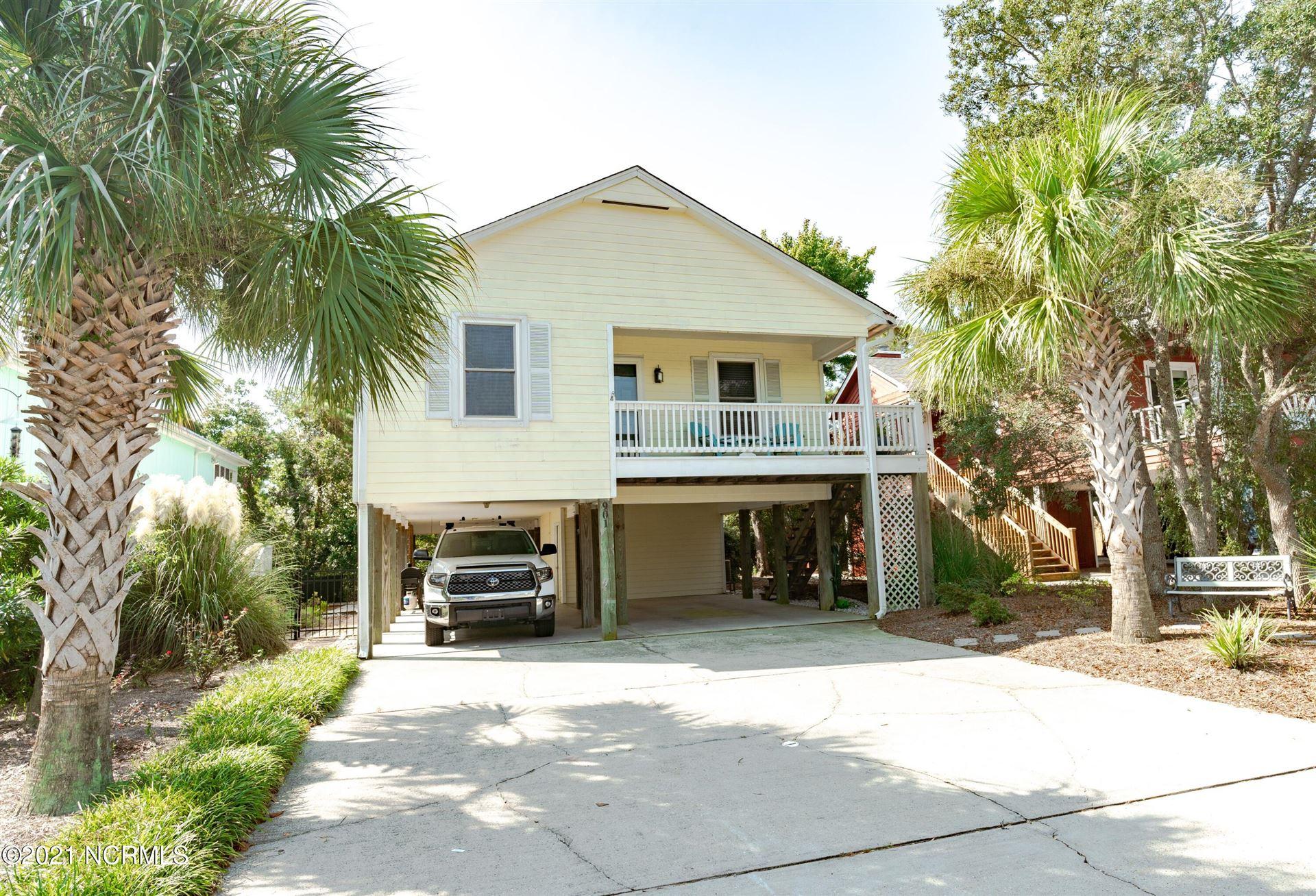 Photo of 901 Carolina Sands Drive, Carolina Beach, NC 28428 (MLS # 100290902)