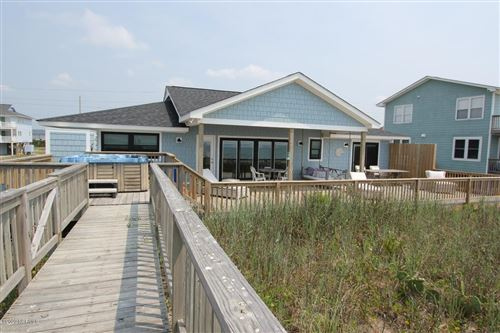Photo of 2013 Ocean Drive, Emerald Isle, NC 28594 (MLS # 100236903)