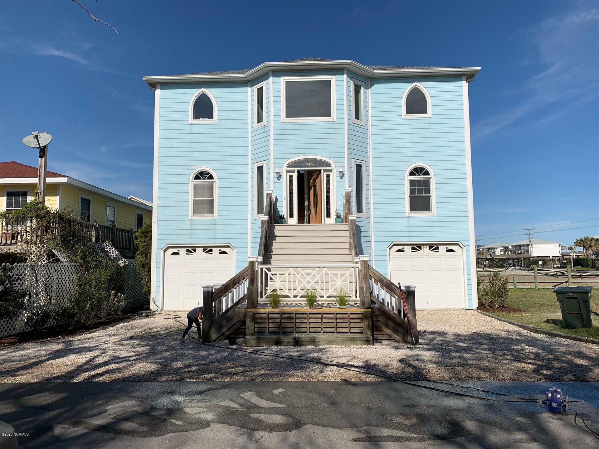 Photo for 976 Gaye Avenue, Topsail Beach, NC 28445 (MLS # 100202903)